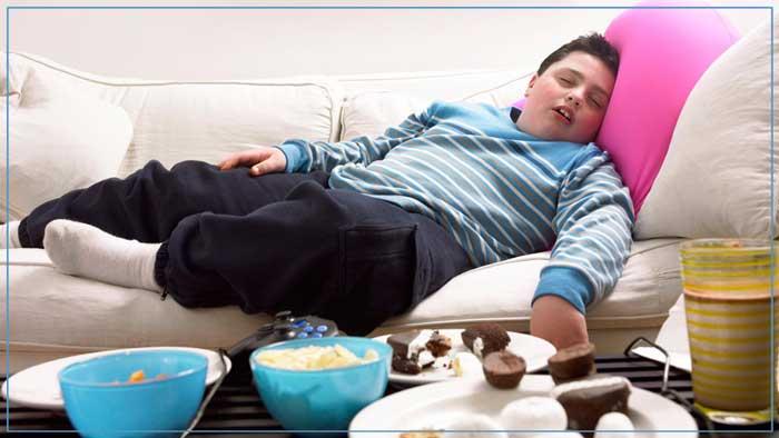 Недостаток сна и ожирение