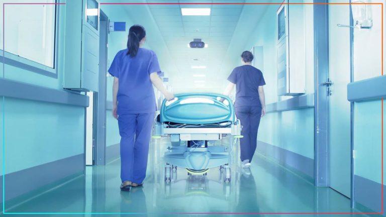 На скорой в больницу. Туда и обратно. Часть 2